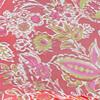 Koralle/Weiss/Grün/Pink