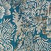 Blau/Pastellgelb