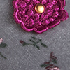 Grau/Violett/Grün