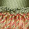Grün/Rot/Gold