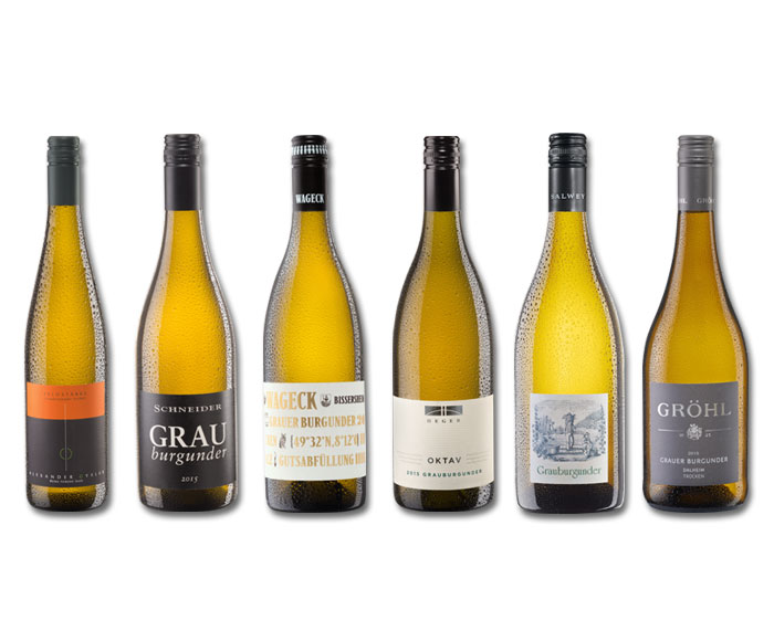 Testpaket der Nominierten Weißweine