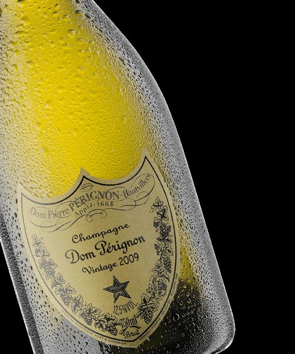 Dom Pérignon 2009, Champagne, Frankreich
